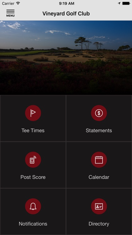 Vineyard Golf Club