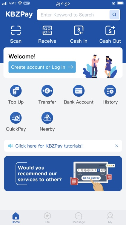 KBZPay Customer