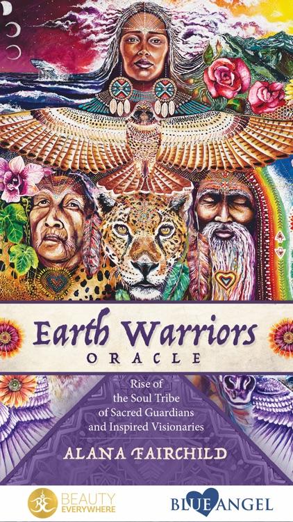 Earth Warriors Oracle Cards screenshot-6