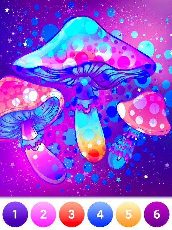 Coloring Magic screenshot 16