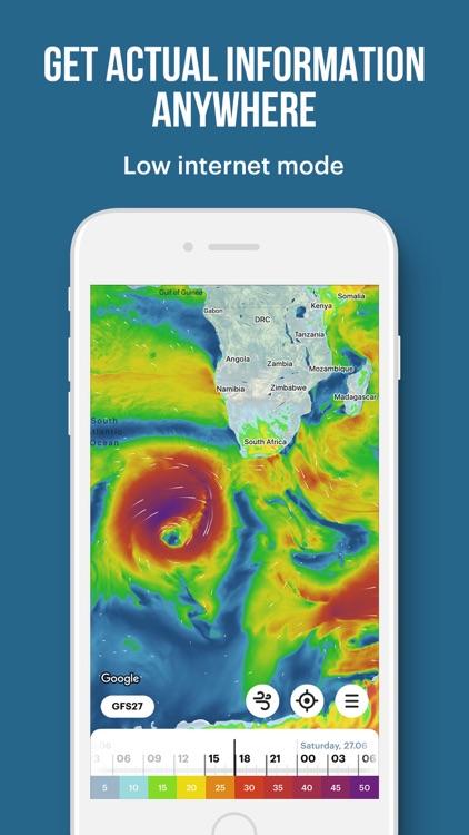 WindHub: sailing weather screenshot-8