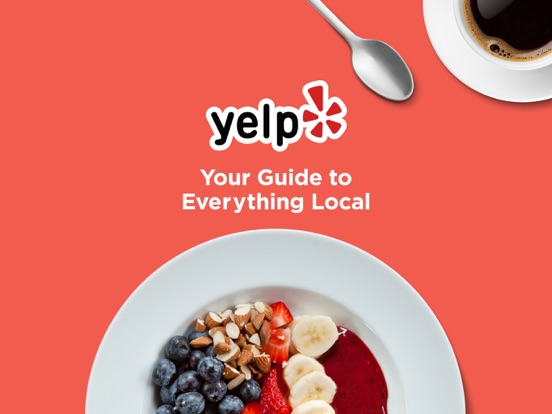 Yelp: Your Local City Guide Скриншоты7