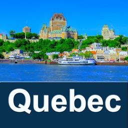 Quebec City (Canada) – Map