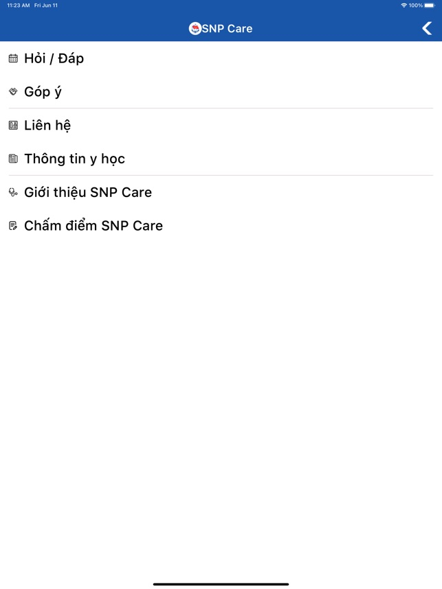 SNP Care