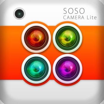 SoSoCamera Lite Logo
