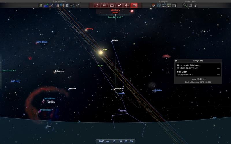 Redshift Premium - Astronomy screenshot 1