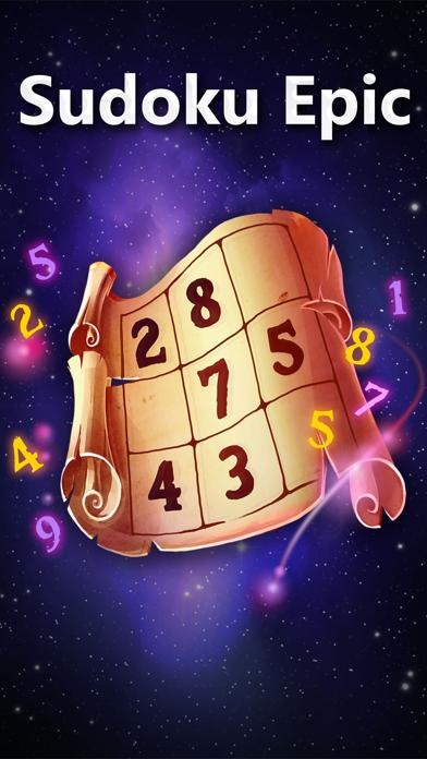 Sudoku EpicCaptura de pantalla de1