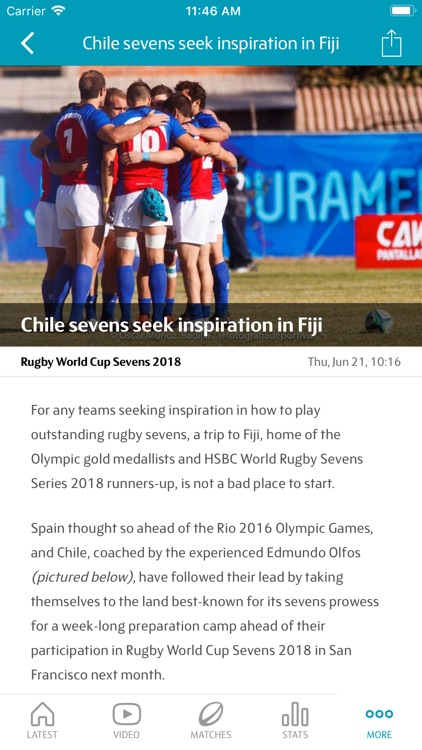 Rugby World Cup Sevens 2018 screenshot-3