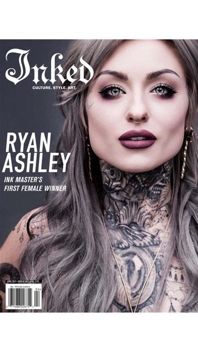 Inked Mag Screenshot