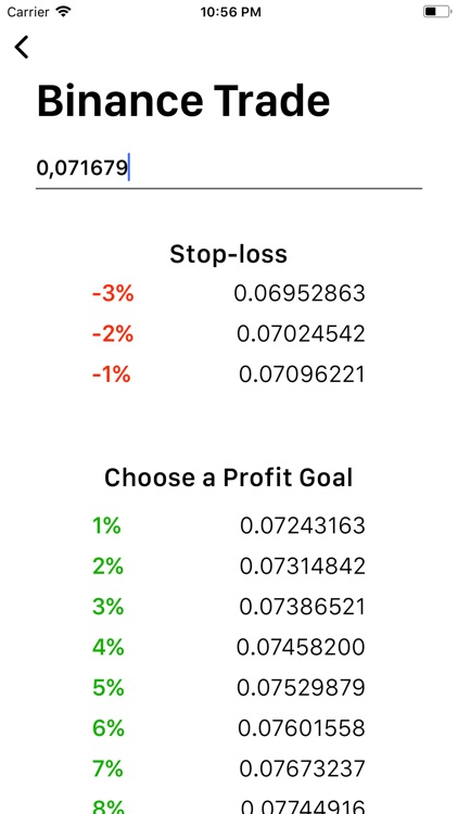 Crypto Profit screenshot-4