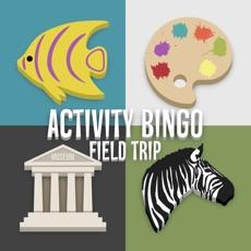 Activities of Activity Bingo Field Trip