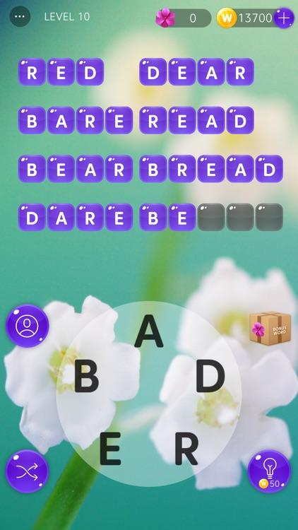 WordBud: Link Word Games Bloom screenshot-4
