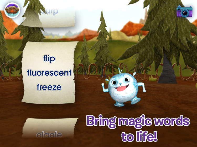 Wallykazam Word Magic HD screenshot-3