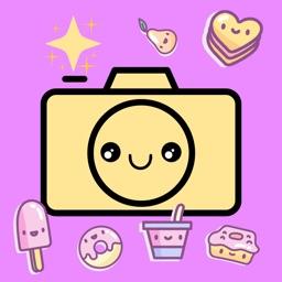 Kawaii Photo Stickers