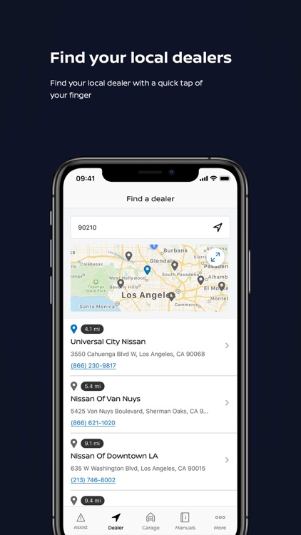 MyNissan App screenshot-3