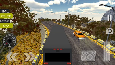Offroad Tourist Bus Sim screenshot four