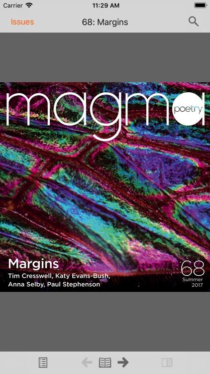 Magma Poetry screenshot-4