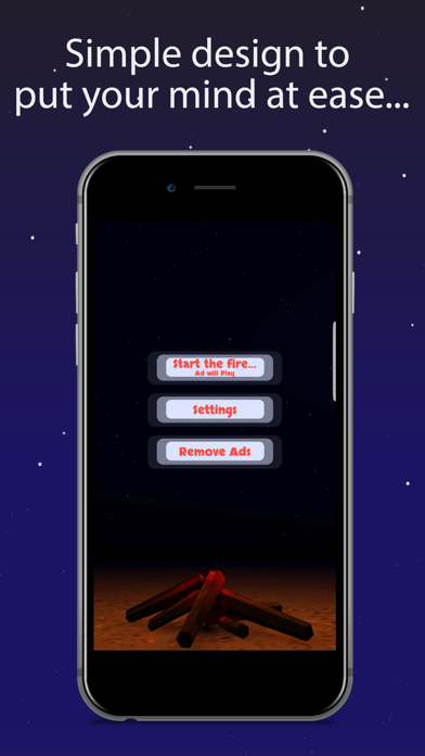 Relaxation Sounds: Campfire+ screenshot two