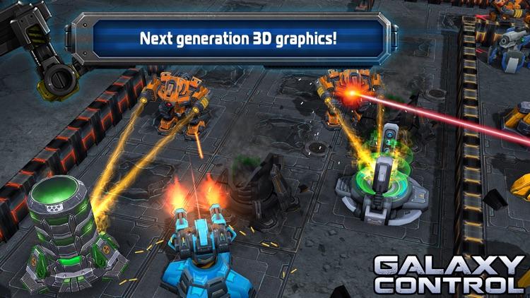 Galaxy Control 3D screenshot-3