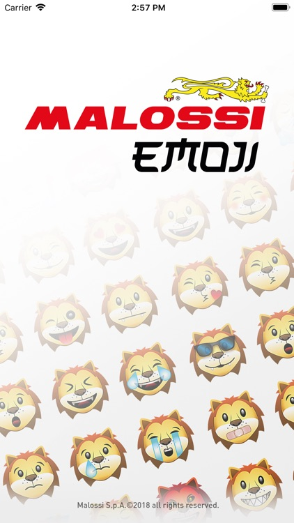 Malossi Emoji screenshot-0