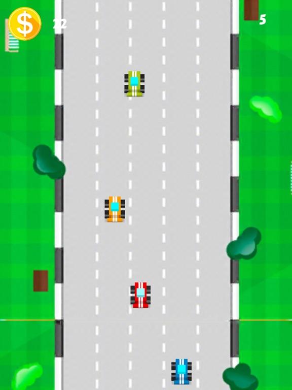 Ретро-гоночный автомобиль Скриншоты5