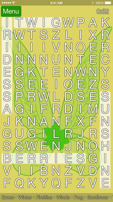 Word Magic: Word Search Game Screenshots