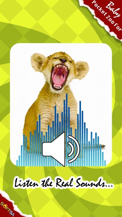 Zoo Sticker:Preschool Learning screenshot-3