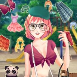 Anime Girls Dress Up