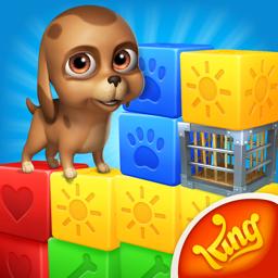 Ícone do app Pet Rescue Saga