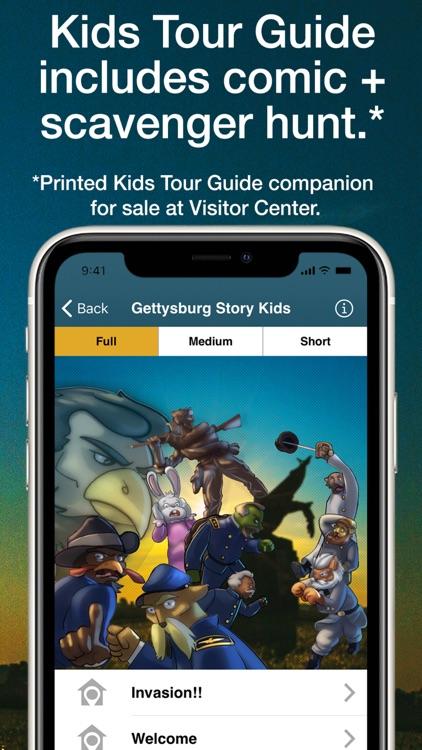 HereStory Gettysburg Auto Tour screenshot-8