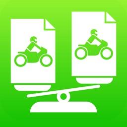 一番安いバイク保険がわかる!