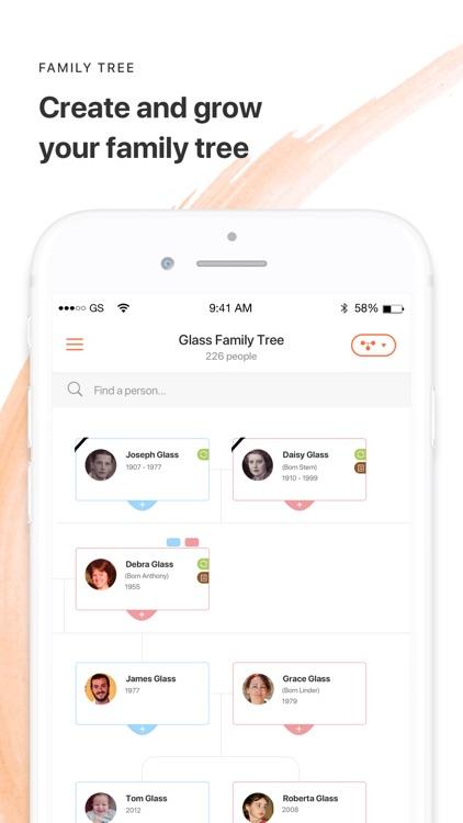 MyHeritage - Family tree screenshot-0