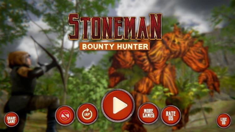 StoneMan Bounty Hunter Game