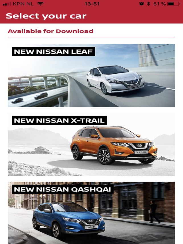 nissan driver s guide on the app store