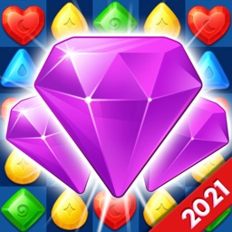 Crystal Crush - Match 3 Game