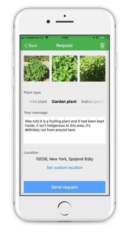 FlowerChecker, plant identify screenshot-3
