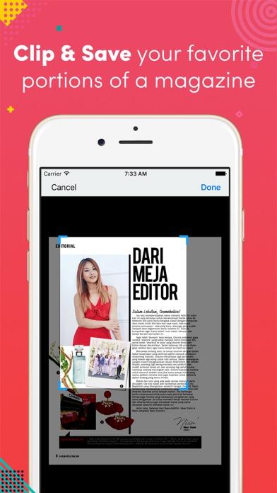 Cosmopolitan Malaysia Screenshot