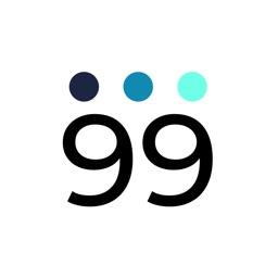 99 Walks: Women's Walking App