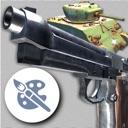 Gun Sword Tank for drawing