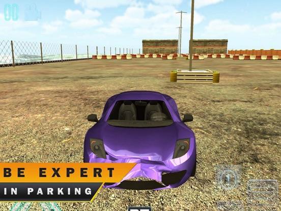 Luxury Car Driving: Multi Park screenshot #2
