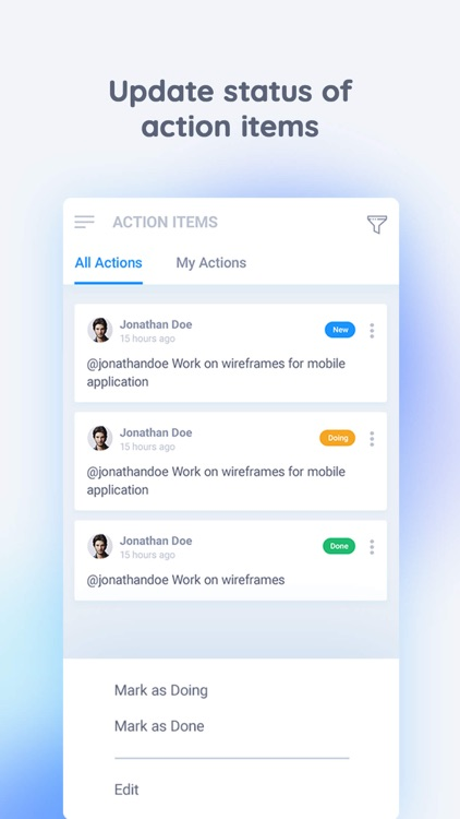 MeetNotes screenshot-3