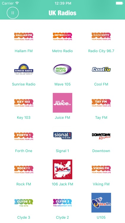 UK Radios (Radio British FM)