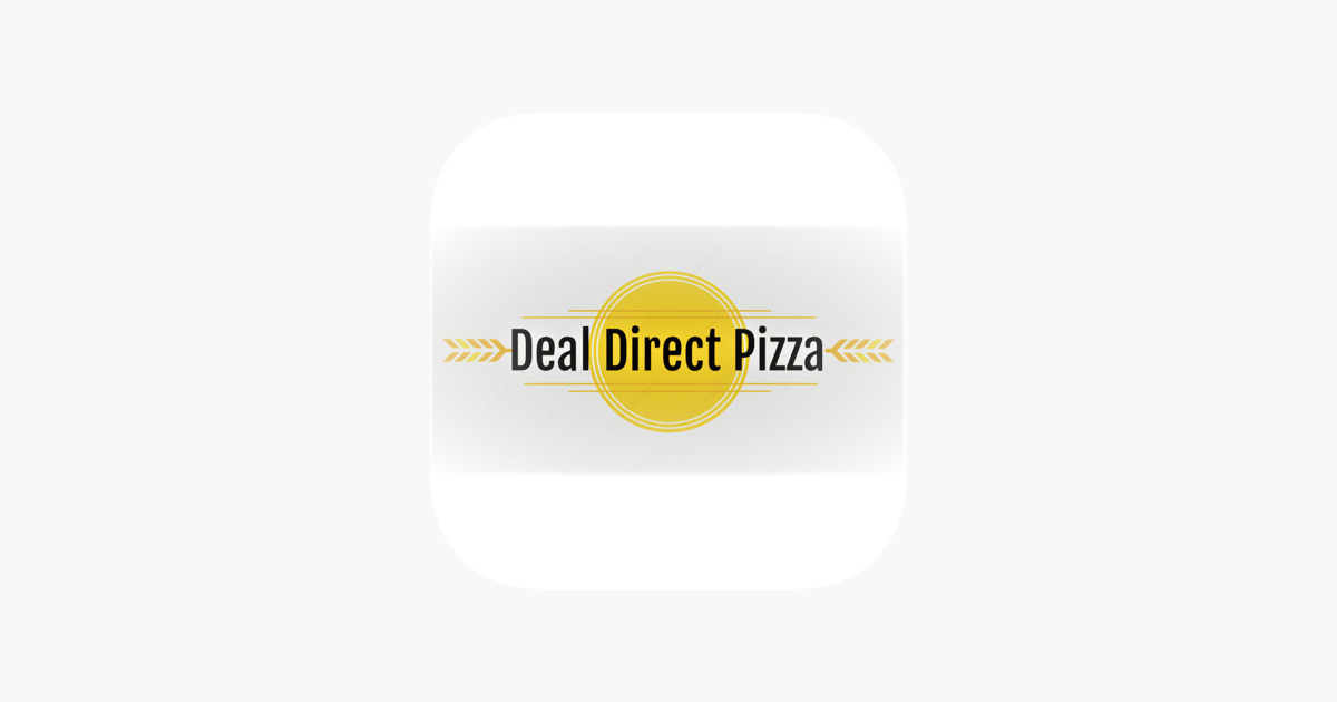 Deal Direct Pizza On The App Store