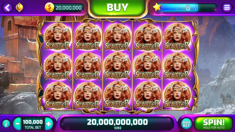 Bonanza Party: 777 Slot Casino screenshot-3