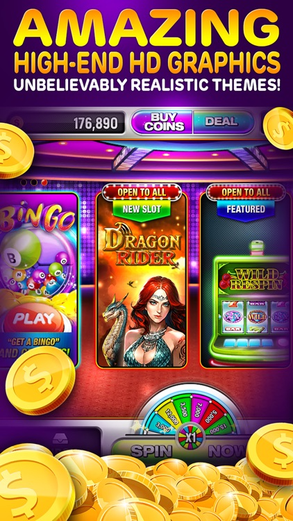 7Luck Vegas Slots screenshot-3