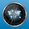 SERGEY BEZDENEZHNYKH - Traveler Compass, GPXトラッカー アートワーク