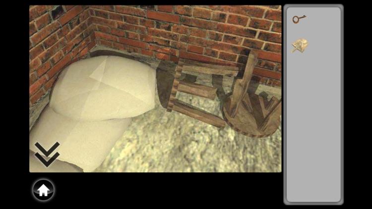 脱出ゲーム old basement