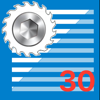 AlCut Basic 30 Calculator