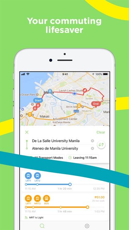 Sakay.ph – Commute Directions
