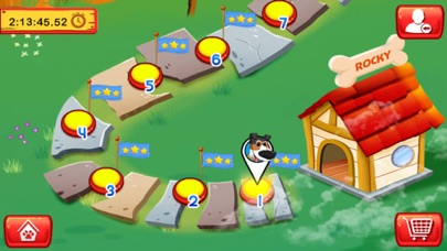 Rocky Superdog Adventures screenshot two